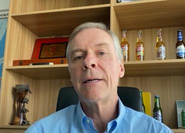 Richard Weissand, de Heineken