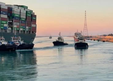 El retail y el bloqueo del canal de Suez