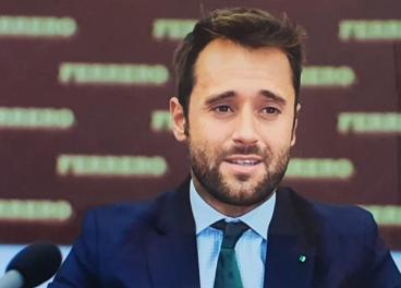 Daniel Anechina (Ferrero Ibérica)
