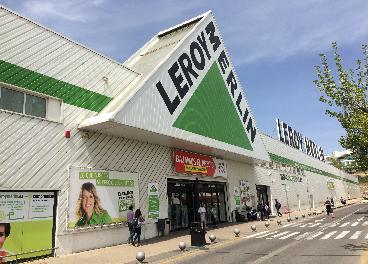 Tienda de Leroy Merlin