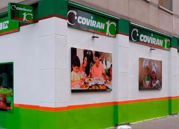 Supermercado de Covirán
