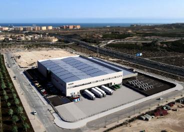 Estación logística Alicante
