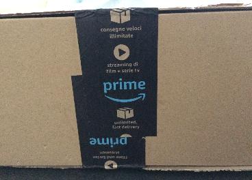 Paquete de Amazon Prime
