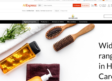B&S Group en AliExpress
