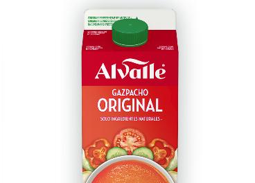 Gazpacho Alvalle, de PepsiCo