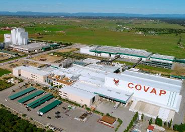 Las ventas de Covap crecen un 2% en 2020