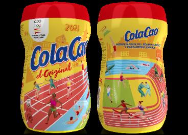 ColaCao Juegos Olímpicos