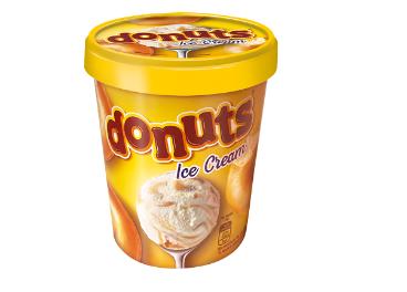 Helado de Donuts (Bimbo)