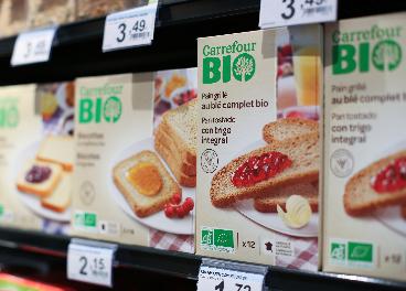 Productos de Carrefour Bio