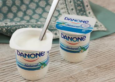 Yogures de Danone
