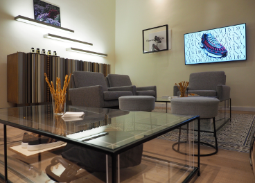 VIP lounge IVA Barcelona