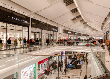 Centro comercial TresAguas, en Alcorcón