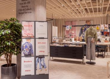 Tienda H&M Sergels Torg