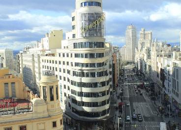 Las calles comerciales de Madrid baten récords