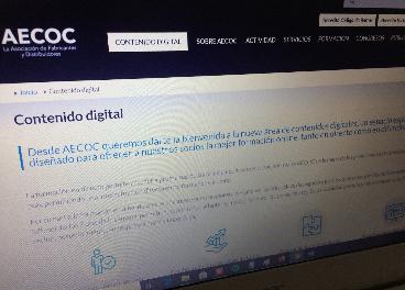 Nuevo contenido digital de Aecoc