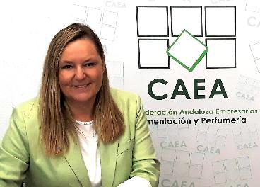 Virginia González Lucena, de CAEA