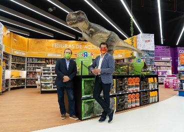 Nueva tienda de Toys 'R' Us en Málaga
