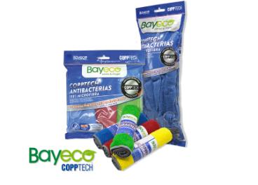 Gama Bayeco Copptech Antibacterias