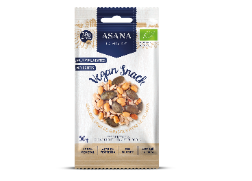 Vegan Snack, de Asana (Capsa Food)