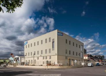 Edificio de Saplex