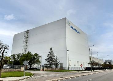 PepsiCo abre su nueva planta en Burgos