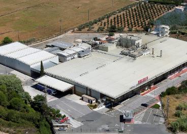 Fábrica de Nestlé