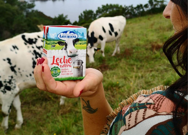 Producto de Central Lechera Asturiana