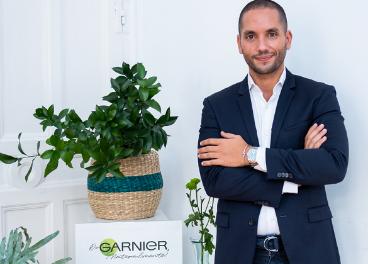 André Albarrán, director general de Garnier