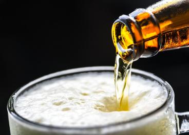 Volumen de cerveza artesana