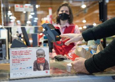 Eroski vacunación infantil