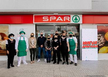 Nuevo supermercado de Spar
