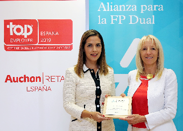 Auchan Retail España y la FP Dual