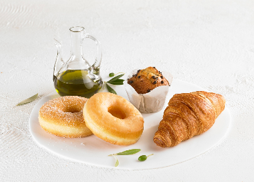 Europastry lanza su gama de bollería Olive