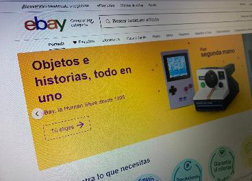 Las ventas de eBay crecen un 42%