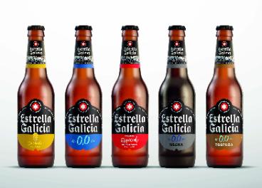 Nueva imagen de Estrella Galicia