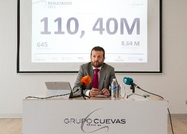 Artur Yuste, de Grupo Cuevas
