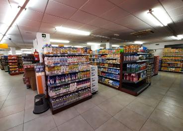 Consum, Eroski y Grupo MAS abren supermercados