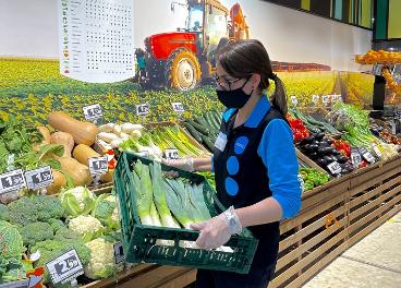 El papel del supermercado en la alimentación