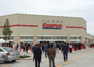 Costco en Getafe (Madrid)