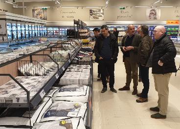 Nueva tienda de Lidl en Huarte (Navarra)