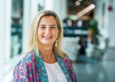 Belén Frau, directora de Comunicación Ikea