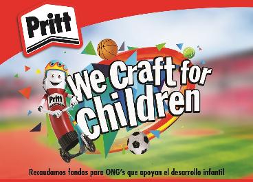 Acción solidaria de Pritt (Henkel)