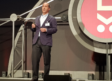 Jorge Ybarra, director comercial de Carrefour
