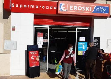 Supermercado de Eroski