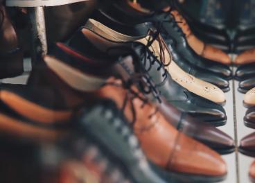 Caen las ventas de calzado