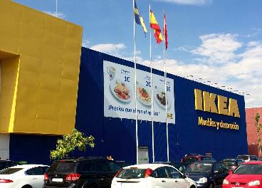 Tienda de Ikea en San Sebastián de los Reyes