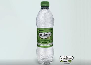 Nueva botella de aquaBona Singular