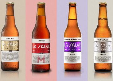 Cervezas La Salve