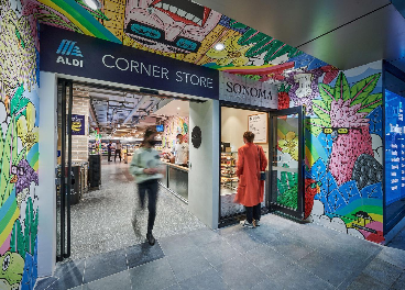 Aldi Corner Store, nueva enseña convenience