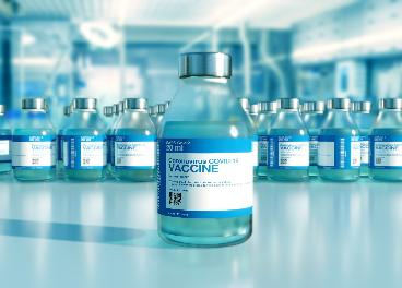 Vacunas contra el covid en el sector